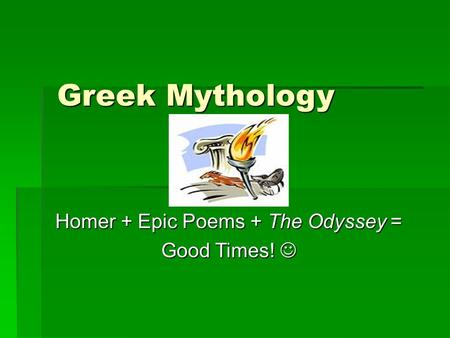 "an analysis of the adventures of odyssey in homers epic poems At several points in the epic, odysseus' men your top ten favorite poems and books, would ""the odyssey"" be background homer: the adventures of odysseus."