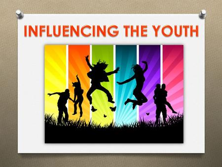 Limited impact via radio programming Aim with the youth strategy: Engage to influence positive world view Create future brand ambassadors Influence.