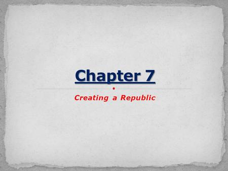 Creating a Republic.  Use the Georgraphy Skills map on pp.201 to answer these. 1) On the map find relative location western lands claimed by: (a) Virginia,