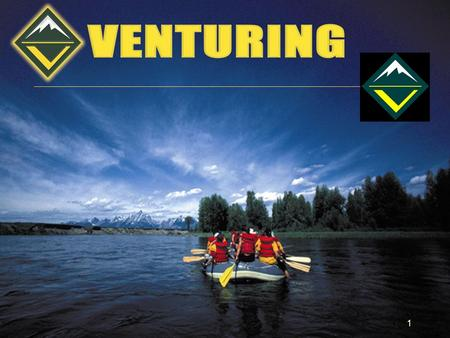 1 2 Venturing Scouting's Next Step 3 BSA has steadily expanded the reach of its value-based programs 1910 Boy Scouting 1912 Sea Scouting 1935 Cub Scouting.