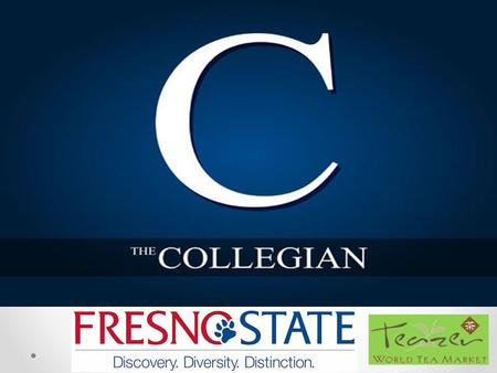 About The Collegian The Collegian at Fresno State is an award winning student newspaper and students run newspaper that is distributed three times per.
