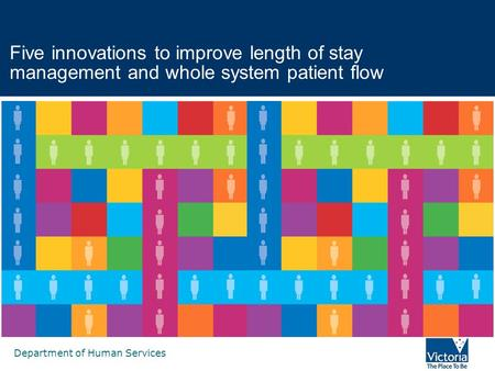 Introduction This guide is for Health Services aiming to improve their inpatient processes and care delivery. The five innovations are based around developing.