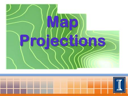 Map Projections. What is a Map Projection? A mathematical expression used to represent the 3D surface of the earth on a 2D map Always results in distortions.