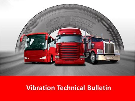 Vibration Technical Bulletin. Table of Contents Appearance Inspector Stamp.