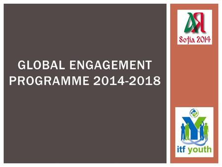 GLOBAL ENGAGEMENT PROGRAMME 2014-2018. HOW IT ALL WORKS Section and region support SECTION Committee SEC Activists SEC office London secretariat General.