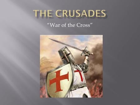 """War of the Cross"".  Please respond to this prompt, in the form of a letter:  As a Christian knight riding off to fight in the Crusades, write a letter."