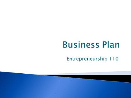 Entrepreneurship 110. Good business names are catchy and easy to remember. Often they describe what the business does.