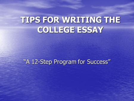major accomplishment essay B-schools pose essay questions about your accomplishments to gauge what you will bring to their program in your 'goals 'essay you have proclaimed great potential / skills that have enabled you to set high goals for yourself.