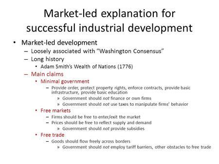 Talk:Washington Consensus