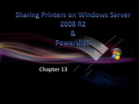 Overview Print and Document Services Print Management console Printer properties Troubleshooting PowerShell.