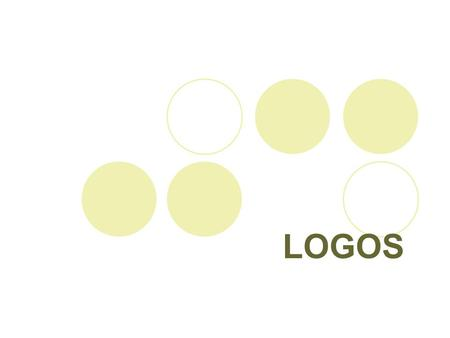 LOGOS. What are logos? A graphic representation/ image/ trademark symbolizing an organization Makes company easily recognizable Can appear on advertizing.