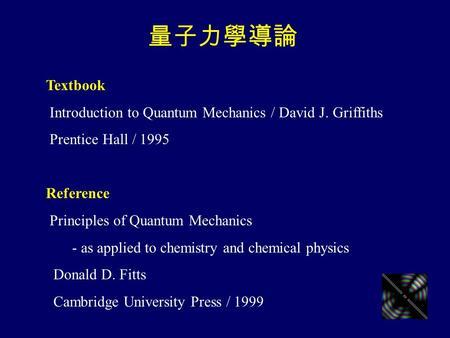 Homework quantum mechanics