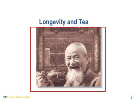 1 Longevity and Tea. 2 Tegreen 97 n Second most popular beverage n Tremendous positive press n Top 20 in health food sales n Thousands of studies worldwide.