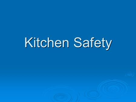 Kitchen Safety.  Use a stepstool to reach high cabinets.  Stepstools are under the sink in kitchen 5.