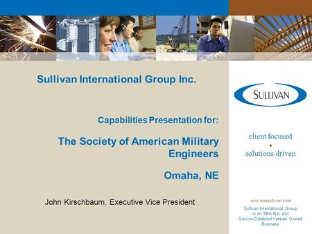 Sullivan International Group Inc.