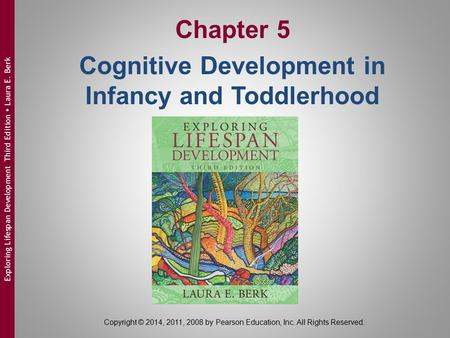Chapter 5 Cognitive Development in Infancy and Toddlerhood