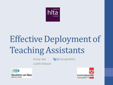 Effective Deployment of Teaching Assistants