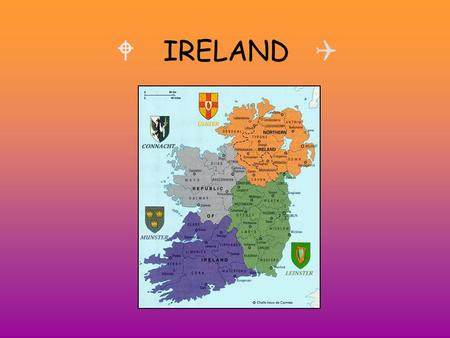  IRELAND . CORK CITY CORK Cork is located on the South West Coast of Ireland. Cork is the largest of all Irish Counties and for many people the most.