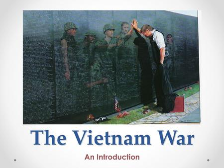 The Vietnam War An Introduction. Terms To Know The Vietnam War Cambodia Laos Ho Chi Minh Trail Mekong (Delta) Saigon Hanoi Tour of Duty M16 The Huey Gulf.