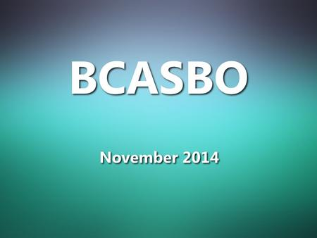 BCASBO November 2014. World Class Education BC Shines on World Stage 2012 Programme for International Student Achievement (PISA), Tests reading, math,
