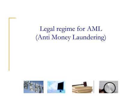 a discussion on money laundering Making crime pay: how to locate hidden assets - money laundering9:22  we  then moved to a discussion of the basics of money laundering  including some.