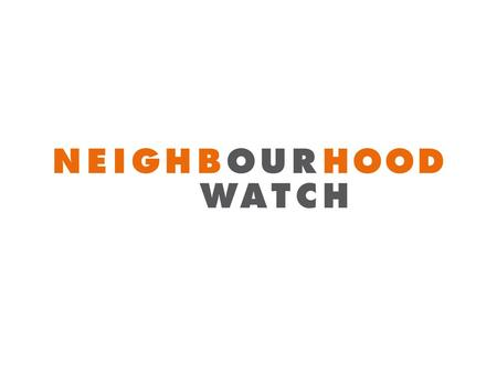 Neighbourhood & Home Watch Network (England & Wales) Registered Charity No: 1133637.
