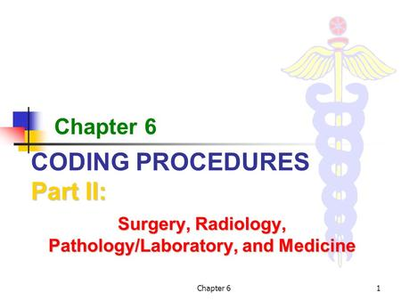 Surgery, Radiology, Pathology/Laboratory, and Medicine
