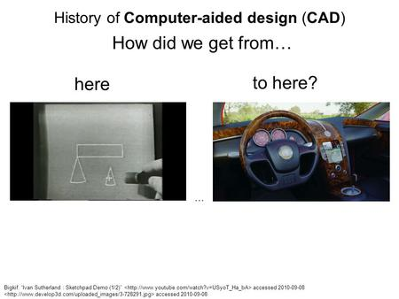 Computer Aided Design (CAD) define major in college