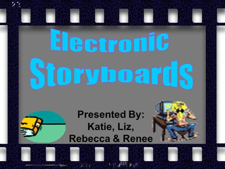 Presented By: Katie, Liz, Rebecca & Renee Index What is Microsoft Photo Story? Special Features Downloading instructions Classroom Uses Creating Developing.