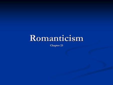 Romantic nationalism