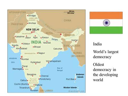 India truely a democratic country