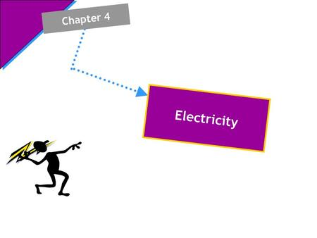 Chapter 4 Electricity.