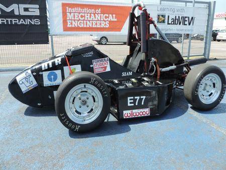 What FSAE is?? It is an organisation that carries out student automotive racing competitions around the world. FSAE racing competitions take place every.