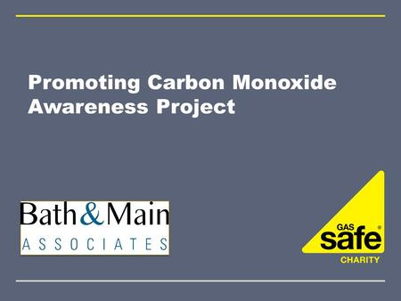 Promoting Carbon Monoxide Awareness Project. 1.Who we are 2.The aim of the PCOA project 3.Our approach and the offer 4.Progress so far 5.Lessons learned.