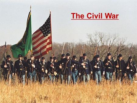 The Civil War. Civil War Terminology The United States of America Known as: -The Union -The North -Yankees -Federals (as in Federal Government) Why fight?