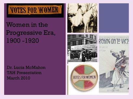 american women in the progressive era 1900-1920 pdf