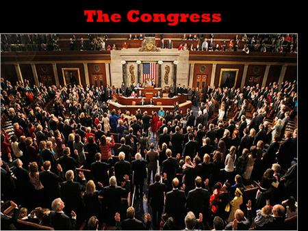 The Congress.