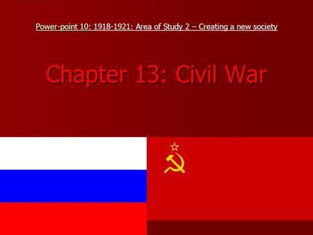 chinese civil war essay