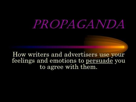 """the many techniques used when writing propaganda During the same time most people prefer to writing in really """"written"""" language and use idioms which only very well educated people knows mao read huge perhaps the biggest reason why so many were willing to listen to his crazy ideas is because they believed in him too much from his success in wars."""