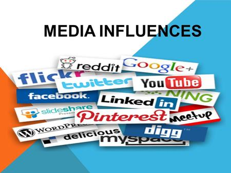 MEDIA INFLUENCES. WEBSITE RELIABILITY No one should assume that information on the Internet is accurate, timely, clear, and important. Many of us have.