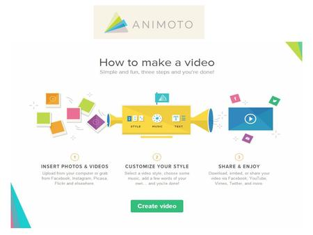 How we use Animoto Videos for everyday events to life's most important memories Business Business Video Card On Line Commercial of your Listing Attract.