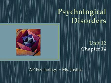 anxiety mood dissociative somatoform disorders F30-f39 mood [affective] disorders  anxiety demonstrates a lack of trust in god  dissociative, stress-related, somatoform and other nonpsychotic mental disorders.