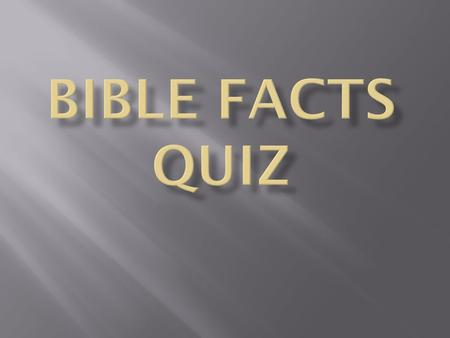 How many books are in the Old Testament? A. 27 B. 39 C. 66.