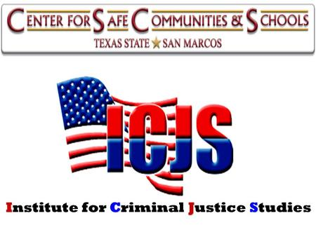 ICJS Institute for Criminal Justice Studies. § HSC 161.121. DEFINITIONS. In this subchapter: (1)Church means a facility that is owned by a religious.