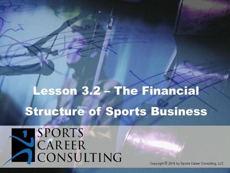Structure of Sports Business