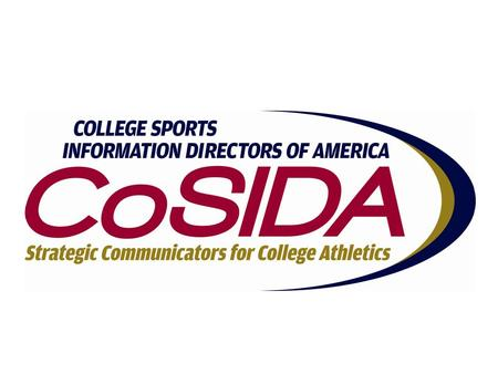 Wil. Who and what is CoSIDA? The professional organization of more than 3,000 college athletics communicators The second-oldest college athletics management.