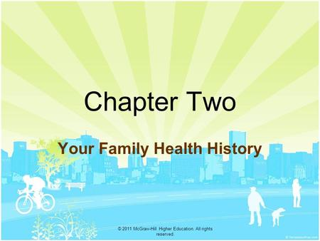 Your Family Health History