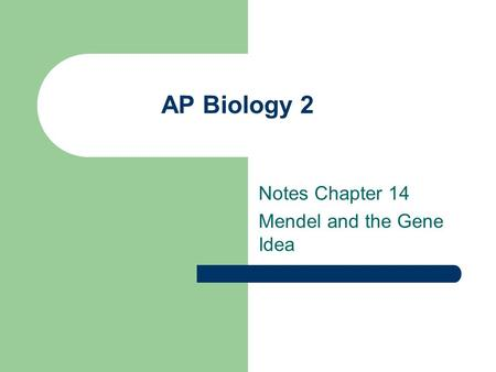 ap biology learning objectives ch 14 Chapter 14: mendel and the gene idea ap biology reading guide chapter14: mendel and the gene idea fred and theresa holtzclaw using figure 145 as your guide.
