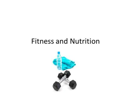 Fitness and Nutrition. American eat out an average of 4 to 5 times a week. No mess Quick Many times it's cheaper.