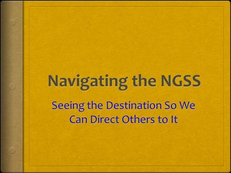 "What Is NGSS Really All About?  ""NGSS is a foundational system lever for bringing about the change we want to see."" –Caroline King from Washington STEMx."